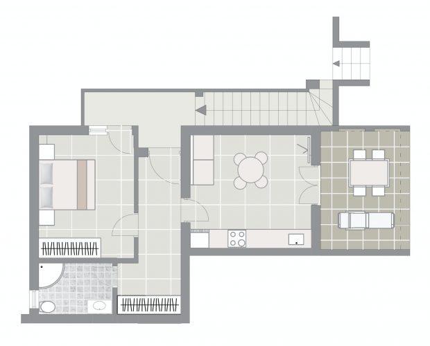 Villa Rossa I - Lovor