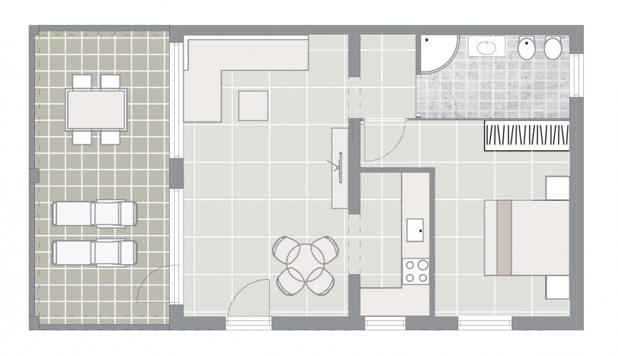 Villa Rossa II - Gerber