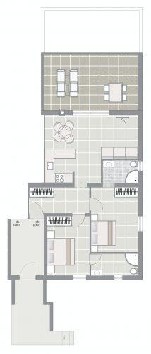 Villa Rossa II - Magnolia